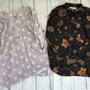 🍉 BUNDLE🍉 Loft blouse
